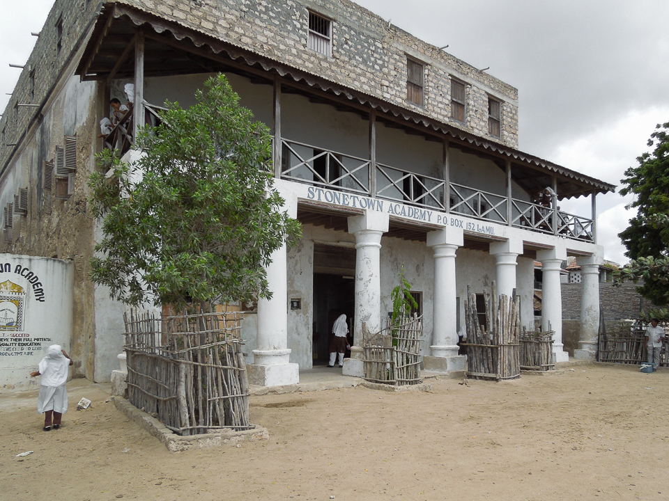 Stone Town Academy in Lamu