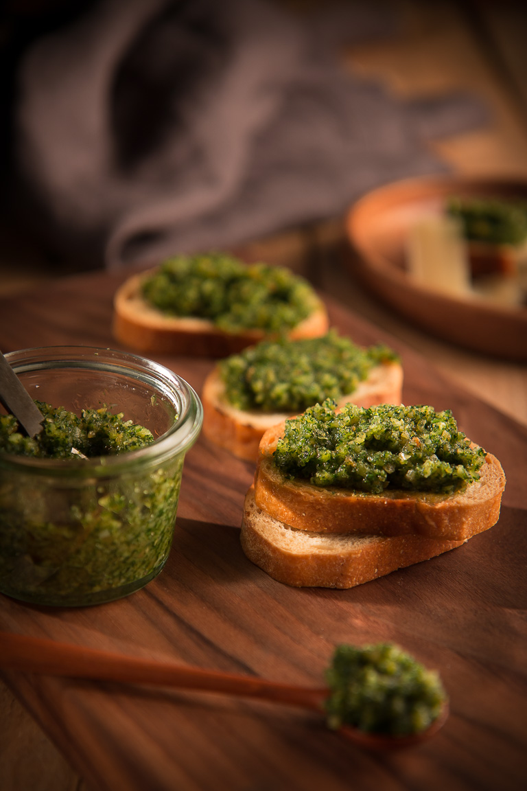 Traditional Italian Pesto