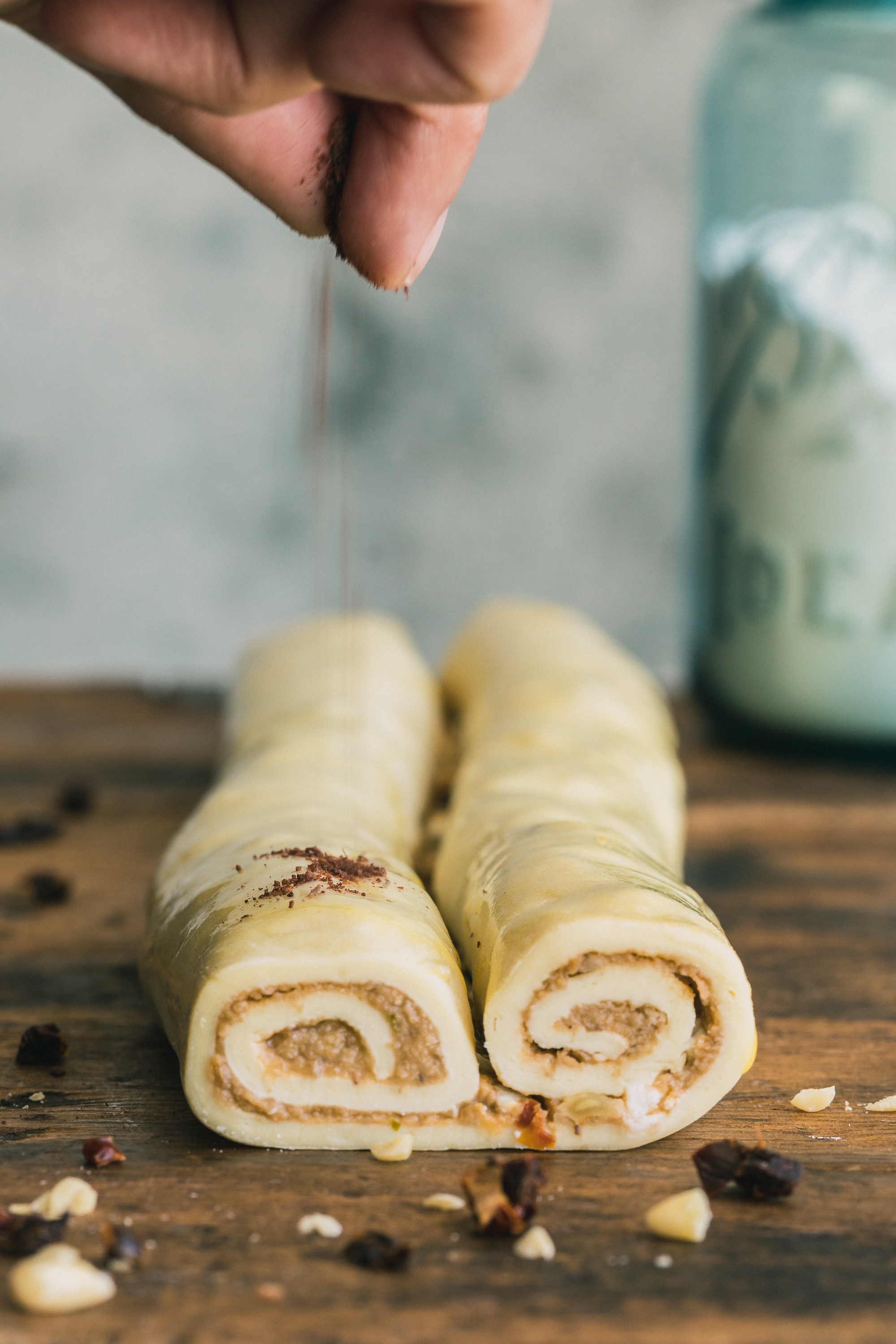 These savory Lentil Palmiers with Sun Dried Tomatoes & Feta Cheese are not only buttery & flaky but they are also loaded with protein.  They truly are the perfect appetizers for parties, wine tastings or any time you want to add a little extra protein boosted elegance into your life. Click for RECIPE.